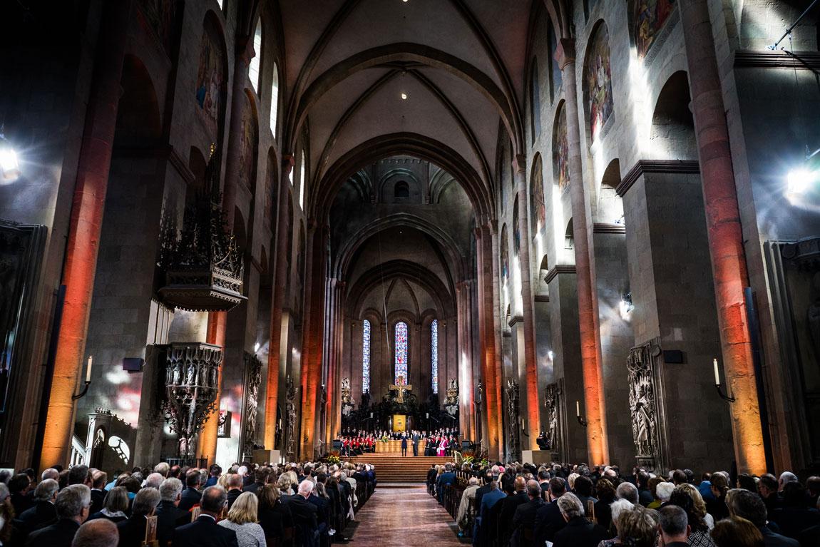 Gottesdienst Mainzer Dom